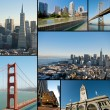San Francisco Landmarks — Stock Photo