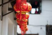Lanterna chinesa — Fotografia Stock
