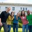 Multicultural Student — Stock Photo