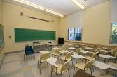 Empty Classrooms — Stock Photo