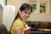 азиатские студент — Стоковое фото