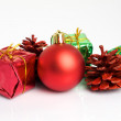 Christmas ornaments — Stock Photo #8352740