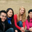 College Students abroad — Stock Photo #8510855