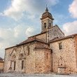 Royalty-Free Stock Photo: Cathedral of San Quirico d'Orcia