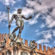 Statue of Neptune — Stock Photo