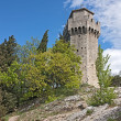 Tower of San Marino — Stock Photo