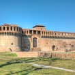 Stock Photo: Fortress of Imola