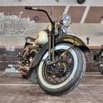 Постер, плакат: Harley Davidson WL 1941