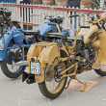 ������, ������: Old Moto Guzzi