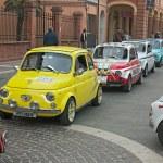Vintage Fiat 500 — Stock Photo #10517545