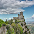 Fortress of San Marino — Stock Photo