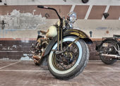 Harley Davidson WL (1941) — Photo