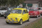Fiat 500 Abarth — Stock Photo