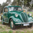 Fiat 500 Topolino — Stock Photo