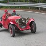 Mille Miglia 2012 — Stock Photo #10725834