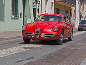 Mille Miglia 2012 — Stock Photo