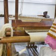 Old loom — Stock Photo