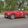 Mille miglia 2011 — Stock Photo