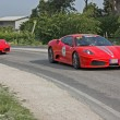 Stock Photo: Ferrari Tribute to Mille Miglia