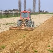Stock Photo: Soil preparation