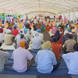 Sikh religious ceremony — Stock Photo #8583464