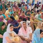 Sikh religious ceremony — Stock Photo