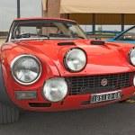 Fiat 124 Abarth Rally — Stock Photo