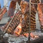 Argentinian asado — Stock Photo #8678943
