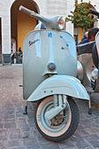 Italian scooter — Stock Photo