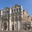 Ferrara cathedral — Stock Photo