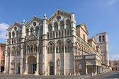 Ferrara cathedral — Stock Photo