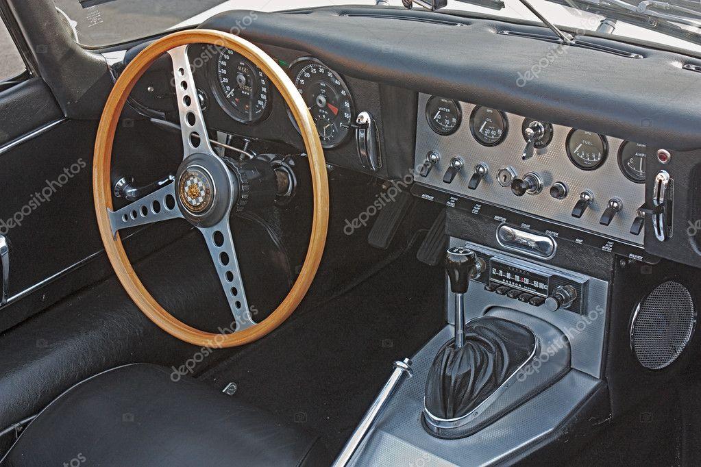classic car interior stock editorial photo ermess 8743278. Black Bedroom Furniture Sets. Home Design Ideas