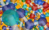 Molecule model — Stock Photo