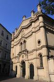 Cracóvia - judeu kazimierz — Foto Stock