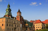 Wawel in Cracow — Stock Photo