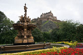 Edinburgh Castle, Schottland — Stockfoto