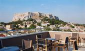 Athens Cityscape — Stock Photo