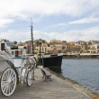 Chania cityscape Crete, Greece — Stock Photo