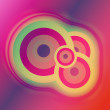 Colorful Circles — Stock Photo