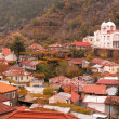 Mountain village of Pedoulas in Cyprus — Stock Photo