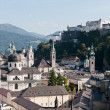 Salzburg in Austria — Stock Photo