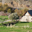Ancient Church of Podithou, Cyprus — стоковое фото #8348994
