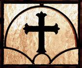 Cross symbol — Stock Photo