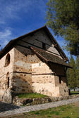 Antigua iglesia — Foto de Stock