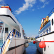 Tourist Yachts — Stock Photo #8450237