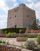 Kolossi castle, Limassol, Cyprus — Stock Photo