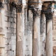 Stock Photo: Greek Columns