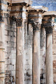 Greek Columns — Stock Photo