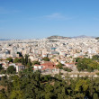 Athens cityscape - Stock Photo