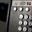 Foto de Stock  : Telephone Keypad